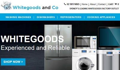 Whitegoods and co
